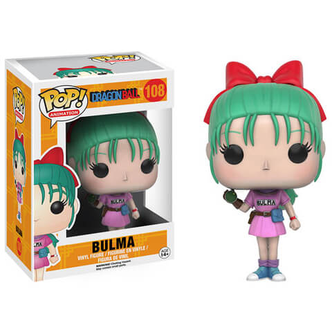 Dragon Ball Bulma Funko Pop! Figuur