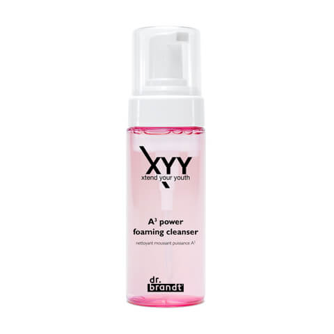 Dr. Brandt XYY A3 Power Foaming Cleanser 150ml