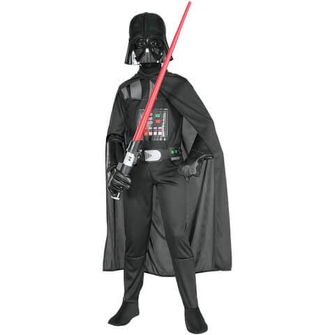 Star Wars Boys' Darth Vader Fancy Dress