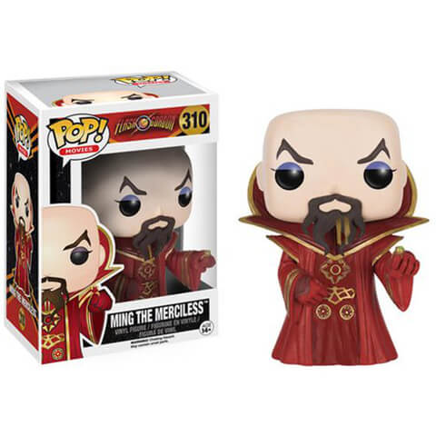 Flash Gordon Emperor Ming Funko Pop! Figur