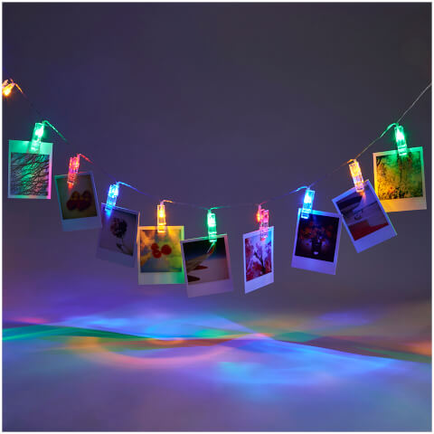 Peg String Lights