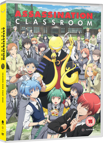 Assassination Classroom - Season 1: Part 1