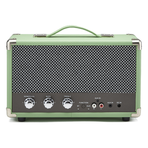 GPO Retro Westwood Bluetooth Speaker - Green