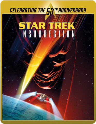 Star Trek 9 : Insurrection (Steelbook Exclusif Zavvi)