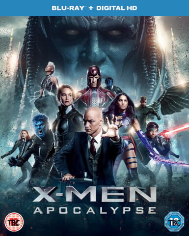 X-Men: Apocalypse (+UV)