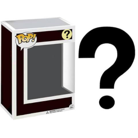 Figurine Funko Pop! Aléatoire - Marvel Civil War (Endommagée)