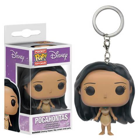 Porte-Clés Pocket Pop! Pocahontas