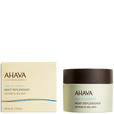 AHAVA Night Replenisher - Normal to Dry skin