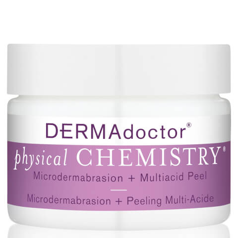 DERMAdoctor Physical Chemistry Facial Microdermabrasion + Multiacid Chemical Peel