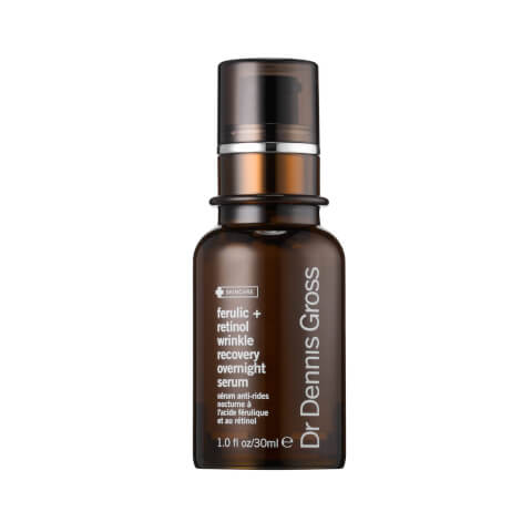 Dr. Dennis Gross Ferulic and Retinol Wrinkle Recovery Overnight Serum