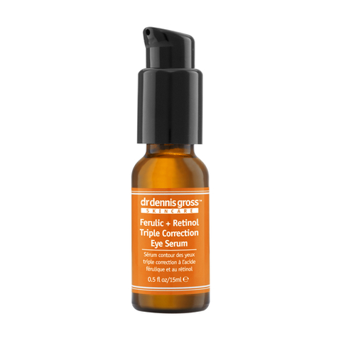 Dr. Dennis Gross Ferulic Plus Retinol Triple Correction Eye Serum