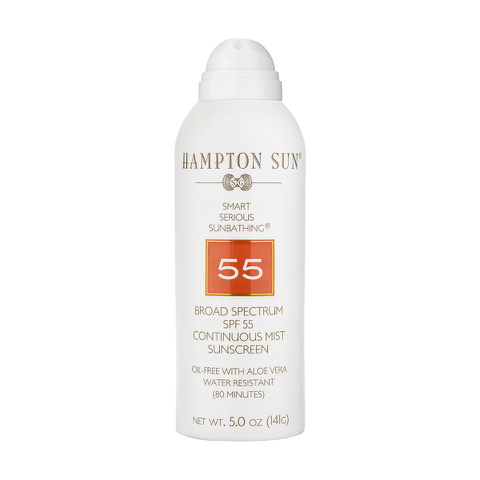 Hampton Sun SPF 55 Continuous Mist Sunscreen