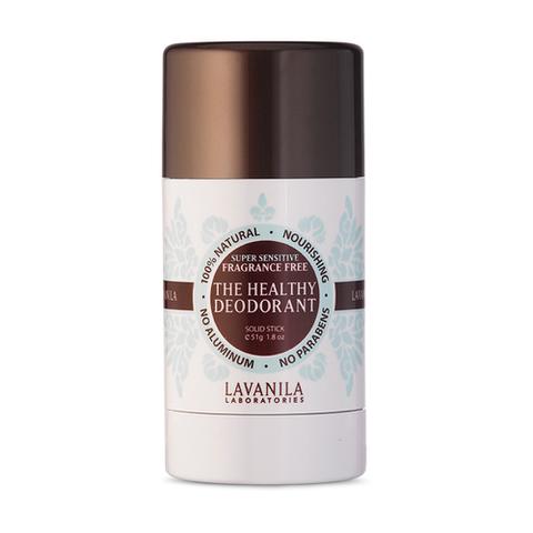 Lavanila The Healthy Deodorant Super Sensitive - Fragrance Free