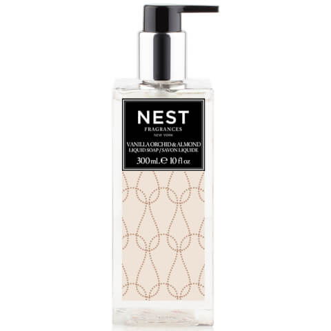NEST Fragrances Vanilla Orchid and Almond Liquid Hand Soap