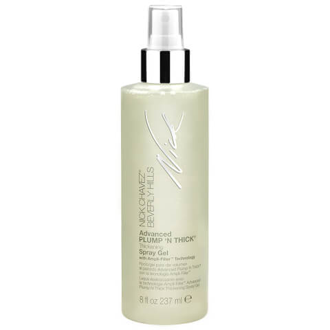 Nick Chavez Beverly Hills Advanced Plump 'N Thick Thickening Spray Gel