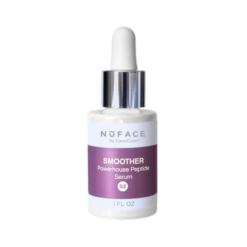 NuFACE Smoother Powerhouse Peptide Serum S2