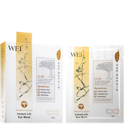 WEI Dragon's Blood Instant Lift Eye Mask