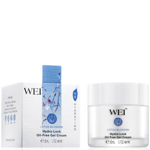 WEI Lotus Blossom Hydra-Lock Oil-Free Gel Cream