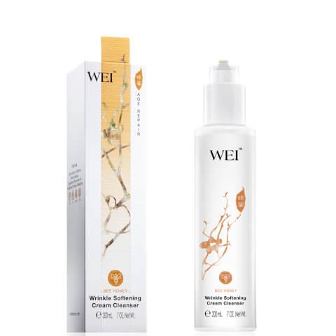 WEI Bee Honey Wrinkle Softening Cream Cleanser