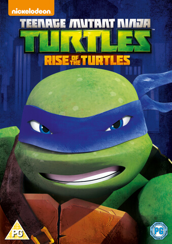 Teenage Mutant Ninja Turtles: Season 1 Volume 1 - Rise of the Turtles - Big Face Edition