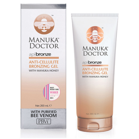 Manuka Doctor ApiBronze Anti-Cellulite Bronzing Gel 200ml