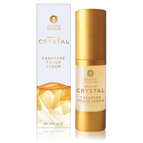 Manuka Doctor Drops of Crystal Cashmere Touch Serum 30ml