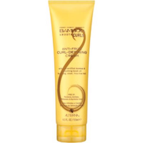 Alterna Bamboo Smooth Curls Anti-Frizz Curl Defining Cream 4.5 oz