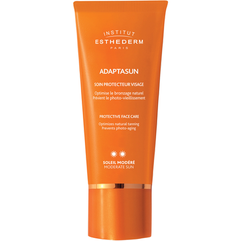 Institut Esthederm Adaptasun Face Cream Moderate Sun 50ml