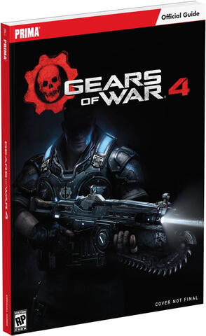 Gears of War 4 - Standard Edition Paperback Guide