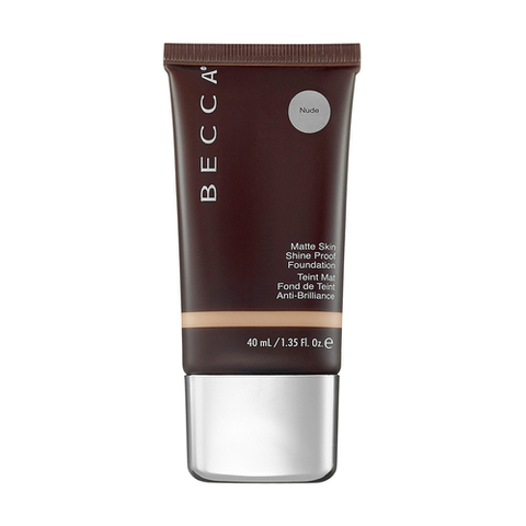 BECCA Ever Matte Skin Shine Proof Foundation Nude