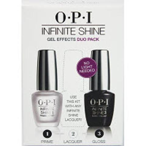 OPI INFINITE SHINE DUO - Base and Top Coat