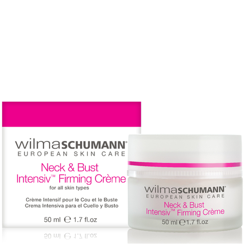 Wilma Schumann Neck and Bust Intensiv™ Firming Crème 50ml
