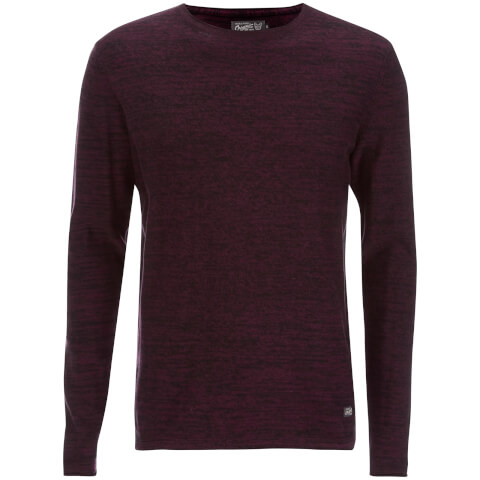 Jack & Jones Men's Originals Calla Jumper - Fig