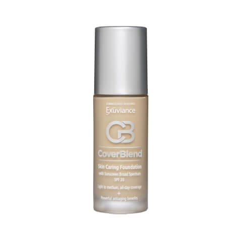 Exuviance Skin Caring Foundation Honey Sand