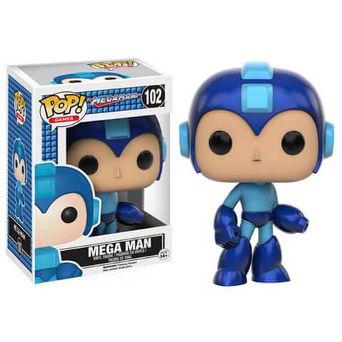 Mega Man Pop! Vinyl Figure