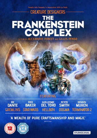 Creature Designers : The Frankenstein Complex