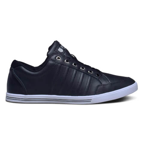 K-Swiss Men's Set Court Trainers - Black/White