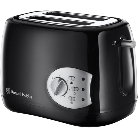 Russell Hobbs 18800 Buxton 2 Slice Toaster - Black