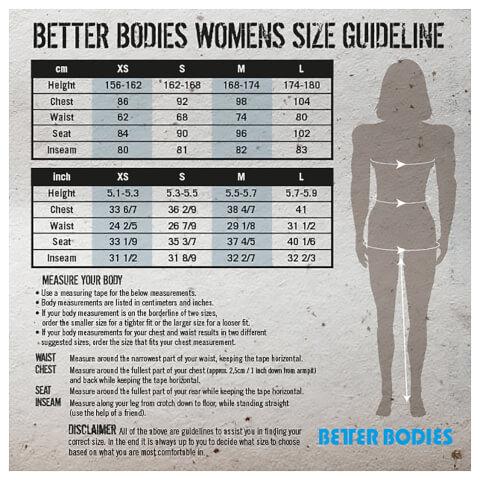 Better Bodies Loose Fit Tank Top - Grey Melange