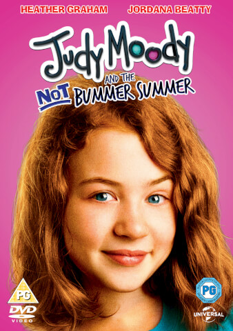 Judy Moody And The Not Bummer Summer - Big Face Edition