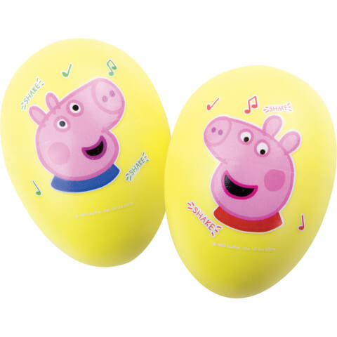 Peppa Pig Egg Shakers