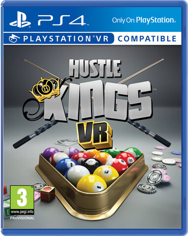 Hustle Kings VR - PSVR