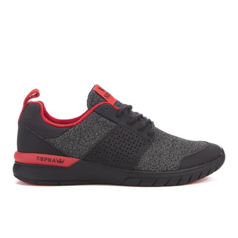 Zapatillas Running Supra Scissor Static - Hombre - Negro/gris