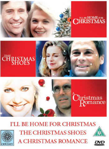 The Christmas Shoes/A Christmas Romance/I'll Be Home For Christmas Box Set