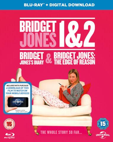 Bridget Jones 1-2: (comprend UV )