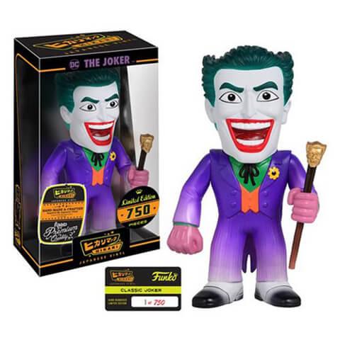 Figurine Batman Classic Joker Hikari Sofubi Vinyl Figure