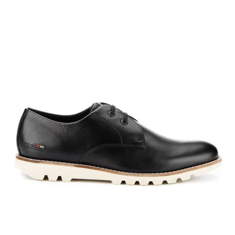 Kickers Men's Kymbo Texture Lace Up Shoes - Black