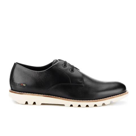 Kickers Men's Kymbo Texture Lace Up Shoes - Black