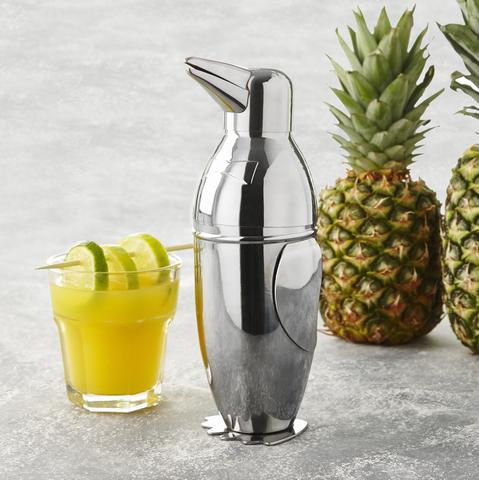 Shaker à Cocktail Pingouin