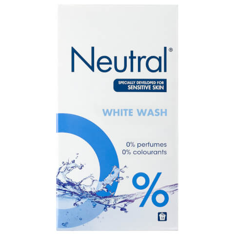 Neutral 0% White Laundry Washing Powder - 1.188kg